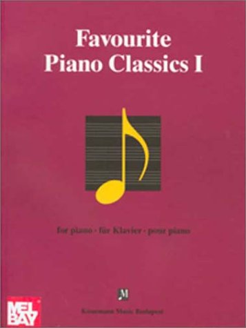 Favourite Piano Classics (Partitions Musi)