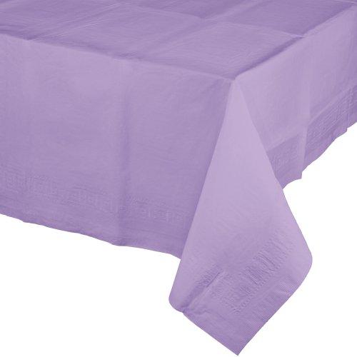 Creative Converting Papier-Tischdecke, Lavendel