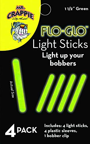 Mr. Crappie FGS437-4G Flo Glo Light
