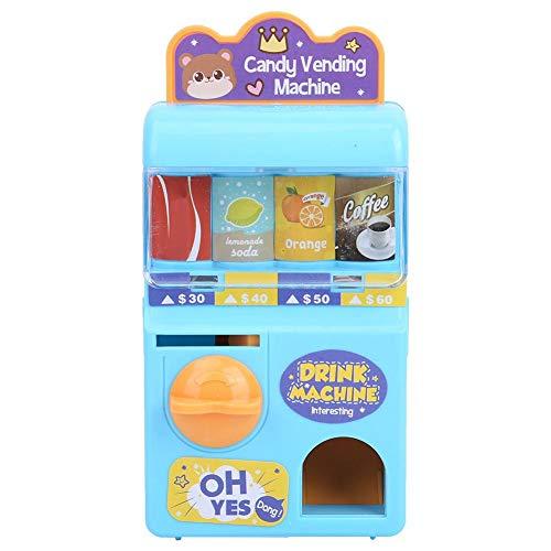 Zerodis Automaten Spielzeug Mini Automaten Spielzeug Elektronische Getränkeautomaten Kinder Bildung Lernspielzeug für Jungen und Mädchen