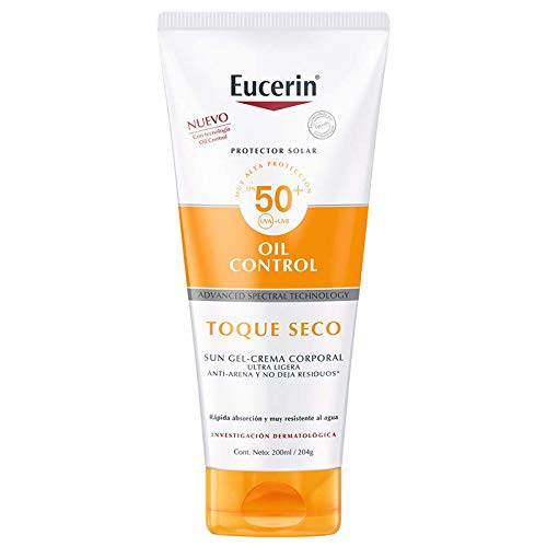 fotoprotector dry touch fabricante Eucerin
