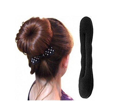Accesorios de cabello DOMIRE, para damas y niñas, pinzas y horquillas para moños, trenzas y peinados con volumen.