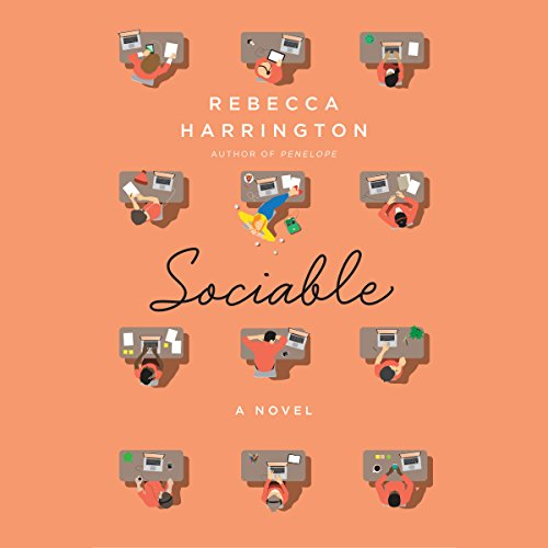 Sociable audiobook cover art