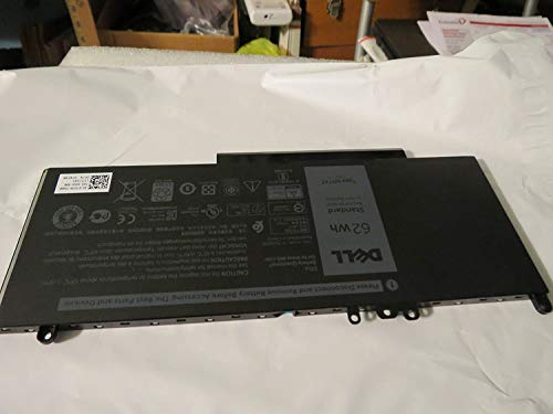Dell 62WHr 4-Cell Battery *Same as 451-BBUQ*