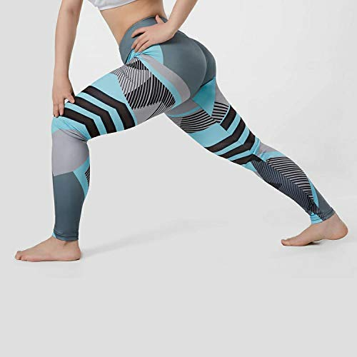 Design Women's Leggings - Women's High Waisted Gym Leggings and Leggings Womens Butt Lift with Womens Leggings- high Waist Gym Leggings and Yoga Pants Style for Gym Cycling Yoga Running Grey