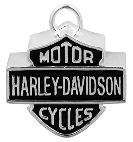 De Harley Davidson Large Bar & Shield Motorcycle Ride Bell,