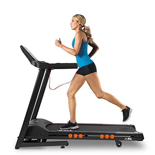 JLL T350 Digital Folding Treadmill, 2020 New...