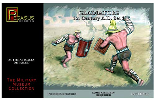 Pegasus Hobbies - Gladiateurs Set #1 - 3201