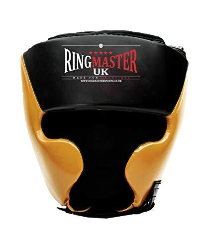 Ringmaster - Casco para Artes Marciales, Boxeo, Artes