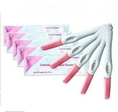 hodgea 1 Urin Schwangerschaft Test Furt Stehenbleiben Test Früherkennung Kits Testen Werkzeug