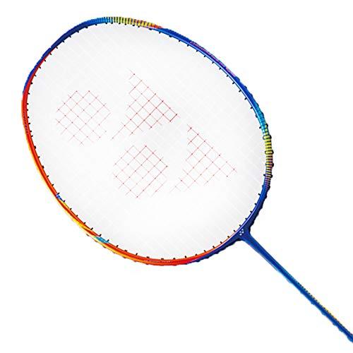 YONEX Astrox FB Medium Flex Badminton Strung Racquet (Navy/Orange)