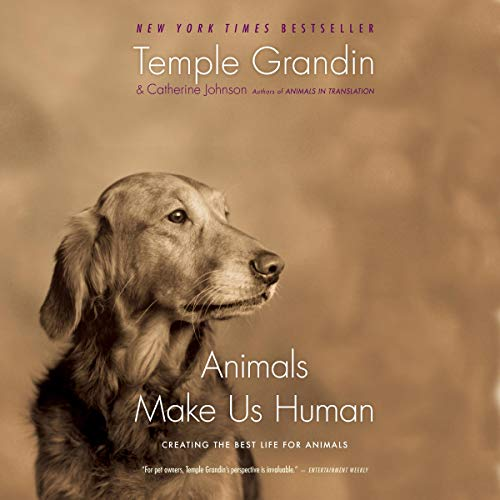 Animals Make Us Human  By  cover art