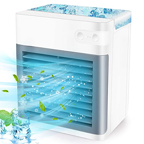 Portable Air Conditioner, Rechargeable Personal...