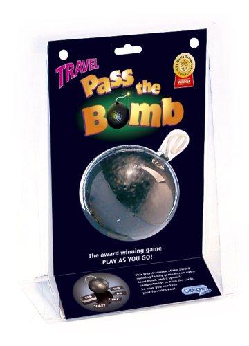 Gibsons Pass The Bomb - Juego de Viaje Pasa la Bomba (Importado de Reino Unido): Amazon.es: Juguetes y juegos