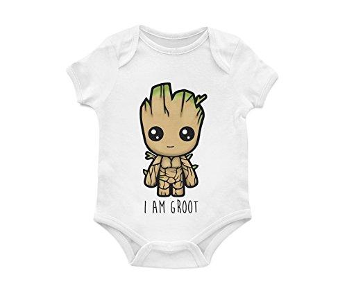 Body Bebê Baby Groot TAM G