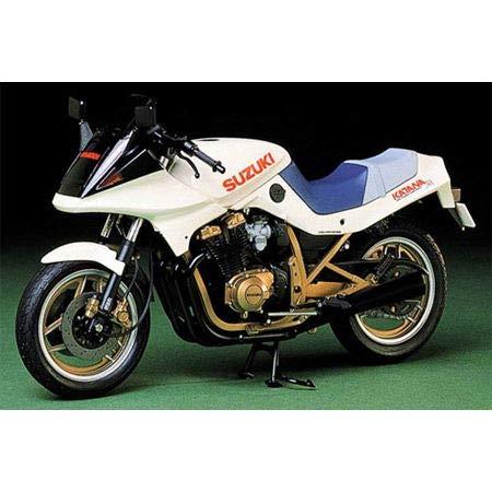 タミヤ 1/12 オートバイシリーズ No.34 スズキ GSX750S ニューカタナ 14034