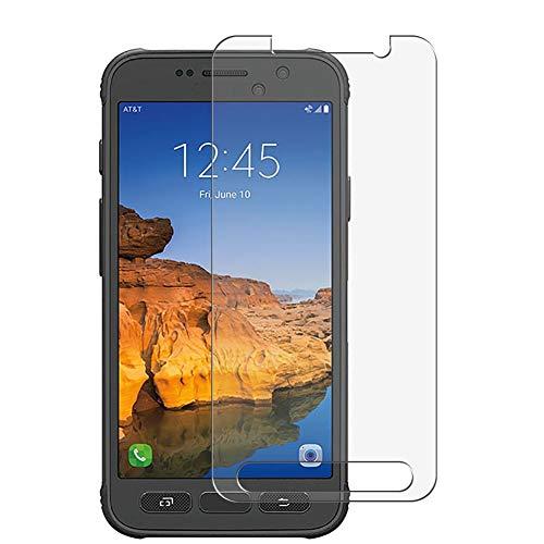 Vaxson 3 Unidades Protector de Pantalla, compatible con Samsung Galaxy S7 active [No Vidrio Templado] TPU Película Protectora
