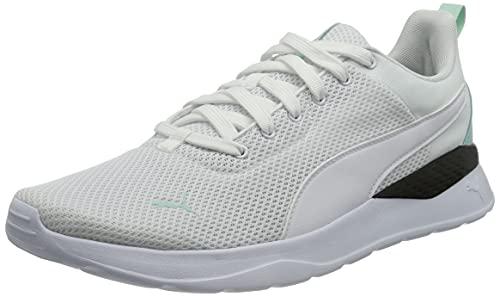 PUMA Unisex ANZARUN LITE Sneaker, weiß, 45 EU