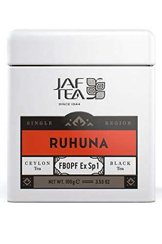 JAF TEA Single Region - Ruhuna FBOPF ExSp1 - Dose