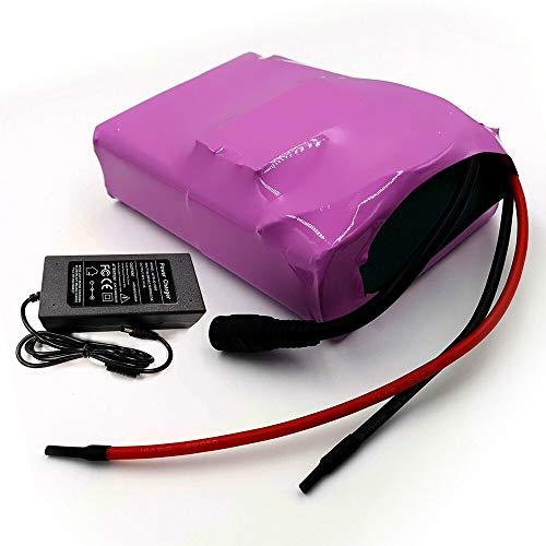 con cargador 7Ah 10S2P 36V batería e-bike ebike bicicleta eléctrica Li-ion personalizable...