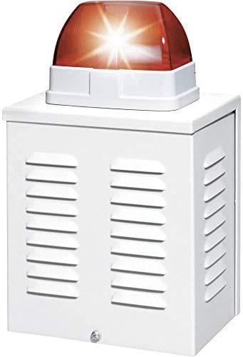 ABUS Draht-Kombisignalgeber SG1650 optisch akustisch 110dB Sabotageschutz Aufputz