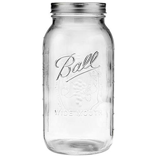 Ball Mason JAR 64oz Wide Mouth 3er/SET