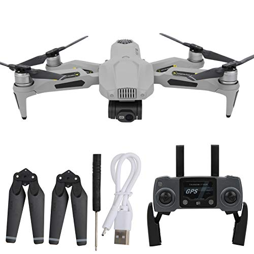 Drone GPS Profesional Drone teledirigido Quadcopter 4k Fotografía aérea Drone para Amantes...