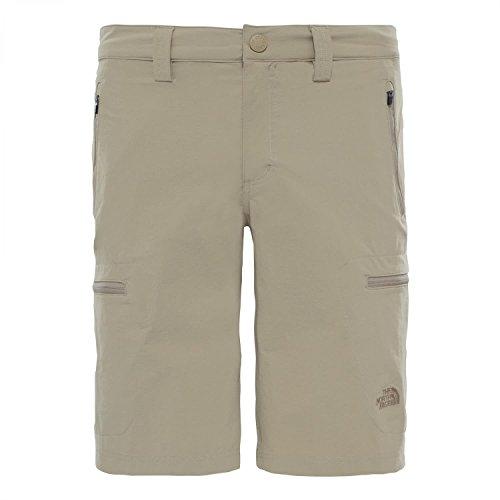 THE NORTH FACE Herren Exploration Shorts, Beige (Dune Beige), W31/L34 (Herstellergröße: REG28)