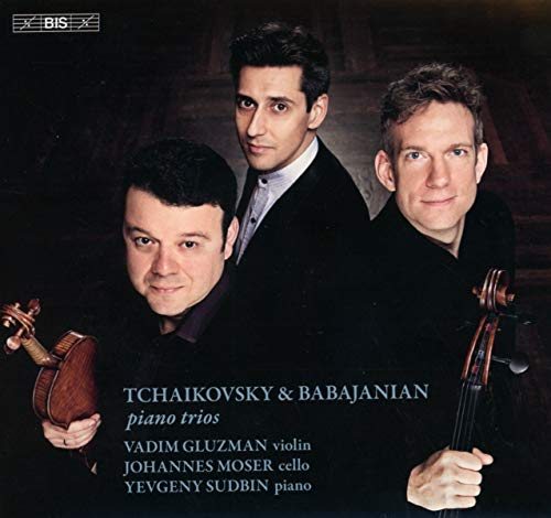Piano Trios -Sacd-