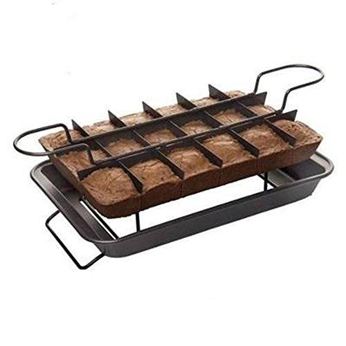 BULABULAkkk brownie torta muffa torta pirofila pane di tagliare la torta pirofila