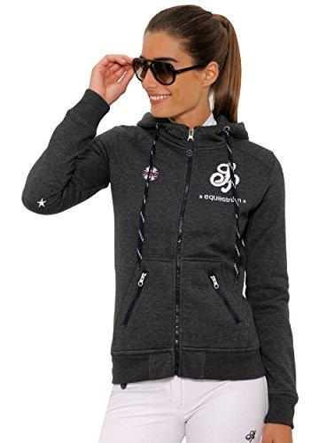 SPOOKS Awa Jacket - DE (Farbe: Dark Grey; Größe: XL)