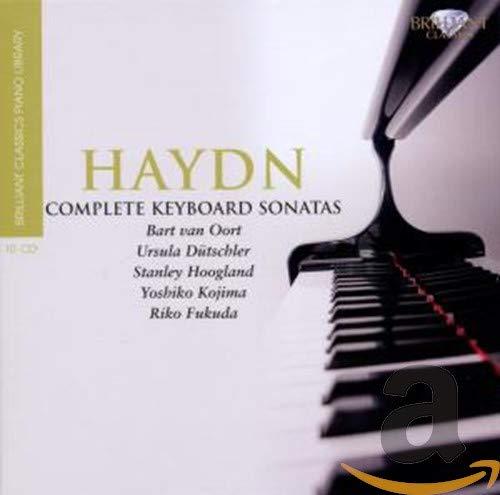 Sonates Pour Piano (Intégrale)
