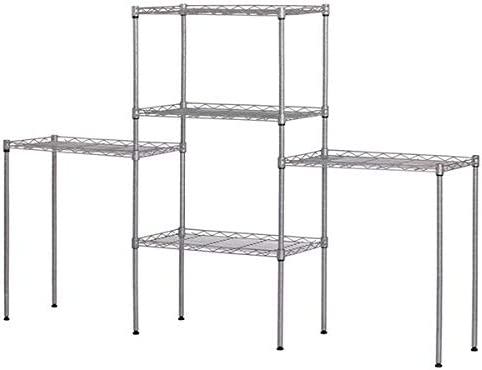 Changeable Assembly Floor Standing Carbon Rack Nippon regular agency Steel Storage Sil Fashion