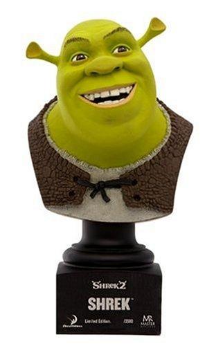 Buste Resine Shrek
