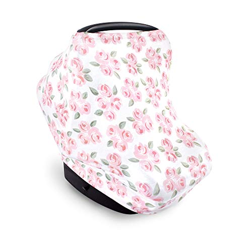 Little Treasure Unisex Baby Multi-use Car Seat Canopy, Beyoutiful, One Size