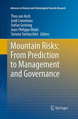 Mountain Risks: From Prediction to Management and Governance: 34