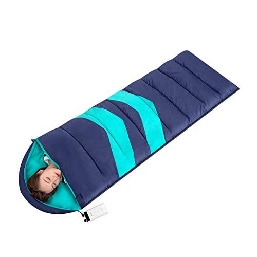 Shunsong shop Schlafsack Lade Schatz kann im Winter beheizt Heizung verdickte Außen Camping Warm Heizung Convenient Erwachsene Camping Schlafsack Seien