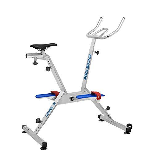 POOLBIKING One Plus,Aquabike, Aquabiking, Bicicleta para Spinning aquático.