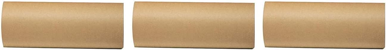 40 lbs Brown School Smart Butcher Kraft Paper Roll 36 Inches x 1000 Feet