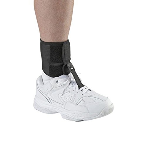 Ossur Foot-Up Drop Foot Brace 8.5-10.25' Black - Orthosis Ankle Brace Support Comfort...