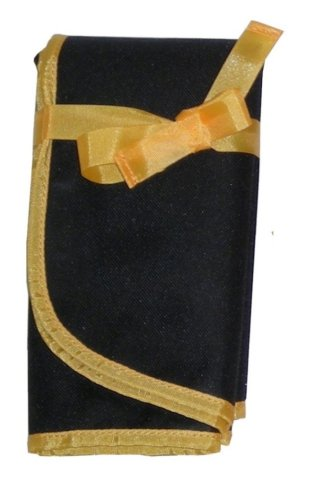 Kalencom Diaper Changer Pad Black/Yellow
