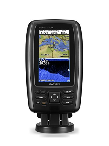 Garmin 010-01562-00 - GPS echoMAP Chirp 42dv WW Sonar...