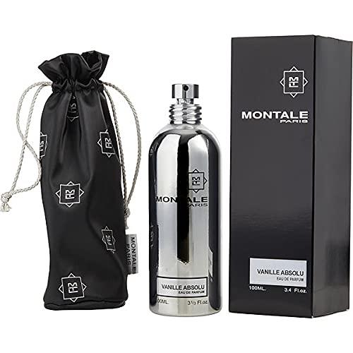 100% Auténtico MONTALE VANILLE ABSOLU - Eau de Perfume 100ml Hecho en Francia