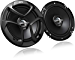 """JVC CS-J620 300W 6.5"""" CS Series 2-Way Coaxial Car Speakers, Set of 2 (Renewed)"""