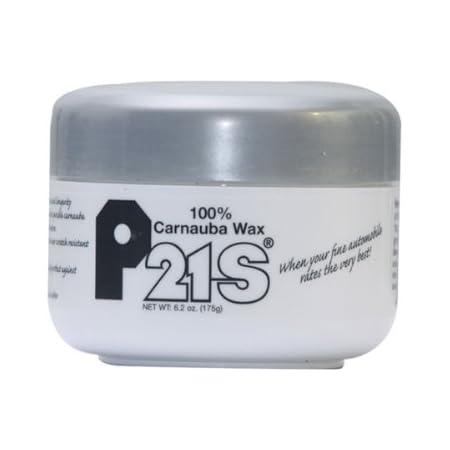 New P21S 100% Carnuba Wax 6.2oz