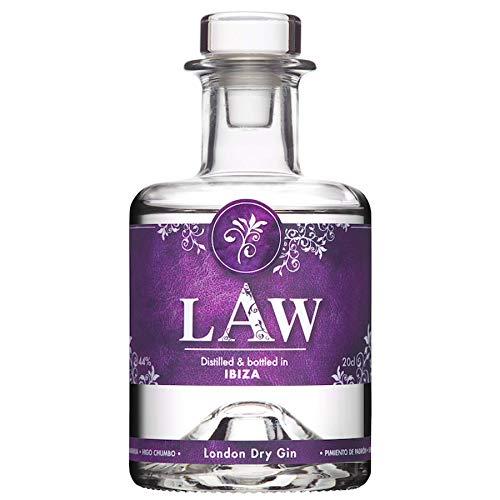 LAW Ibiza Gin (1 x 0.2 l)