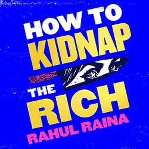 How to Kidnap the Rich cover art