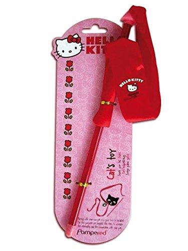 Croci Hello Kitty Jeu avec Nœud en Polyester pour Chat