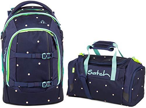 Satch Pack Pretty Confetti 2er Set Schulrucksack & Sporttasche