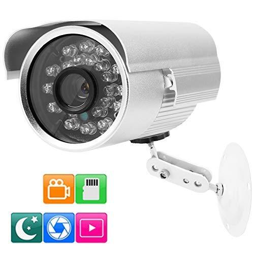 Waterdichte camera 700TVL AHD buitenshuis, infrarood nachtzicht camera nachtzicht bewakingsgrafische grafische kaart multifunctioneel bewakingssysteem EU.